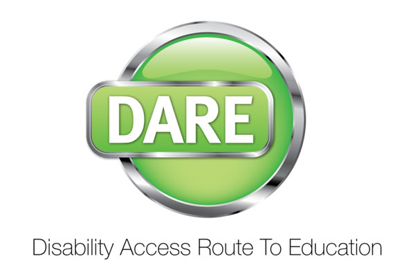 Disability Access Route to Education (DARE)