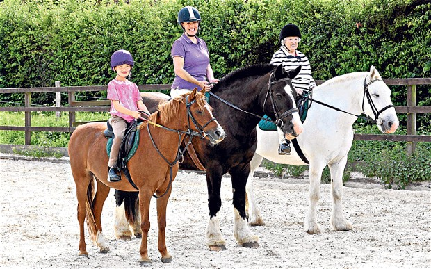 Horse Riding Dyspraxia